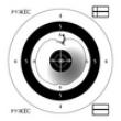 Мишени бумажные для тренировочной и развлекательной стрельбы