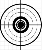 Мишень для проверки боя ружья Сокол А3