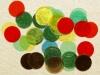 Прокладки на дробь пластиковые 16 калибр